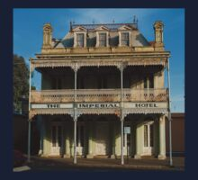 0227 Imperial Hotel, Castlemaine, Victoria Kids Tee