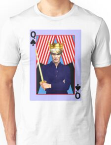 Claire - A Modern Lady Macbeth Unisex T-Shirt