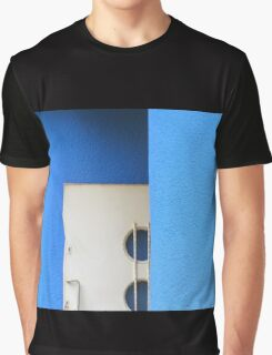They say that travel broadens your mind till your can`t get your head out of doors Graphic T-Shirt