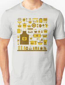 retro kitchenware Unisex T-Shirt
