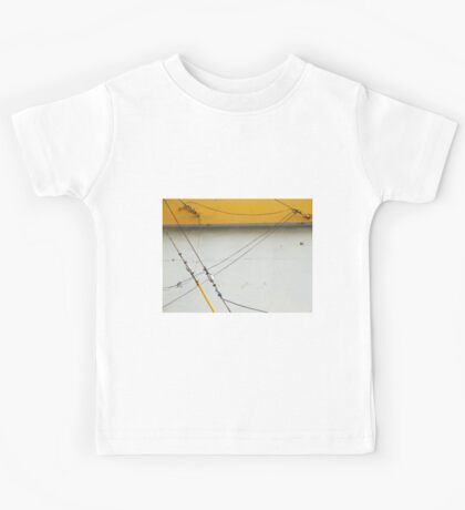 Abstract Tension Kids Tee