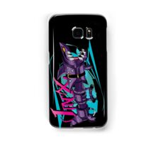 Jinx Fishbones Cannon Samsung Galaxy Case/Skin