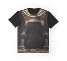 Armenian cave monastery adventure Graphic T-Shirt