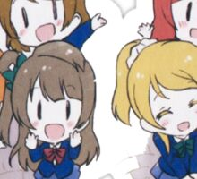 Love Live! Chibi Sticker