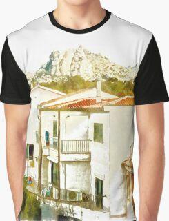 Arzachena: landscape Graphic T-Shirt