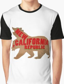 Yell For Your Republic Graphic T-Shirt