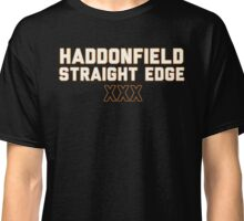 Haddonfield Straight Edge Classic T-Shirt