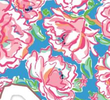 Texas - Lilly Pulitzer Sticker