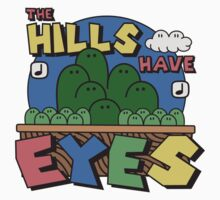 The Hills Have Eyes Kids Tee