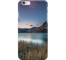 Buttermere Lone Tree, Lake District iPhone Case/Skin