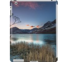 Buttermere Lone Tree, Lake District iPad Case/Skin