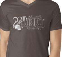 221b Mens V-Neck T-Shirt