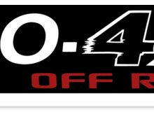 Pro-4x Off-Road Sticker