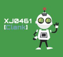 XJ0461 [Clank] Baby Tee