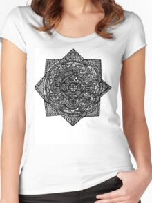 Restoring Order Women's Fitted Scoop T-Shirt
