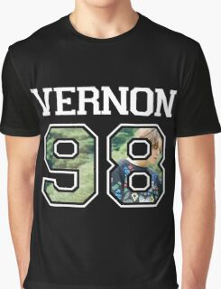 SEVENTEEN - Vernon 98 Graphic T-Shirt