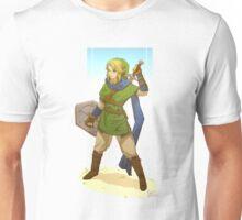 Hyrule's Hero - Link Unisex T-Shirt