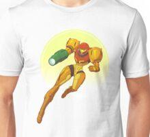 Samus Aran - Metroid Unisex T-Shirt