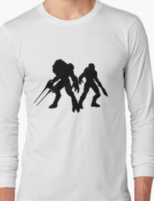 Chief and Arbiter Long Sleeve T-Shirt