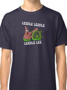 Leedle Leedle Leedle Lee - Spongebob Classic T-Shirt