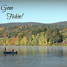 Gone Fishin by Linda Jackson