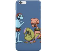 More Fun Guys iPhone Case/Skin