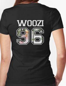 SEVENTEEN - Woozi 96 Womens Fitted T-Shirt
