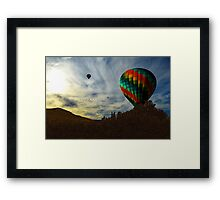 """Somewhere In A Dream"" Framed Print"