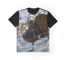 Arane and Anansi Graphic T-Shirt