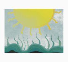 Sun And Sea Baby Tee