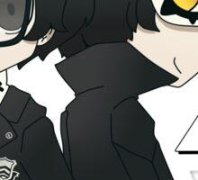 The Phantom Sticker