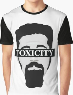 Toxicity Graphic T-Shirt