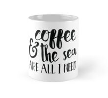 mermaid motto Mug