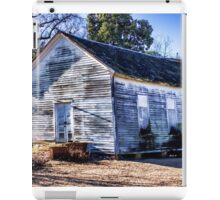 Old School House iPad Case/Skin