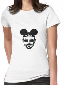 """Walt"" White / Disney Womens Fitted T-Shirt"