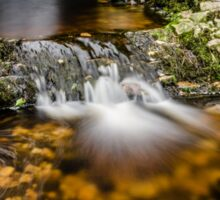 Glenevin Waterfall  Sticker