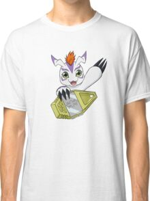 Digimon: Gomanon | Crest of Reliability Classic T-Shirt