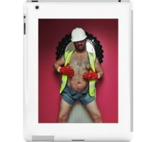 Troy - Press My Buttons iPad Case/Skin