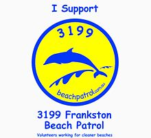 I Support 3199 Frankston Beach Patrol Unisex T-Shirt