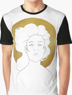 The Woman in Gold Graphic T-Shirt