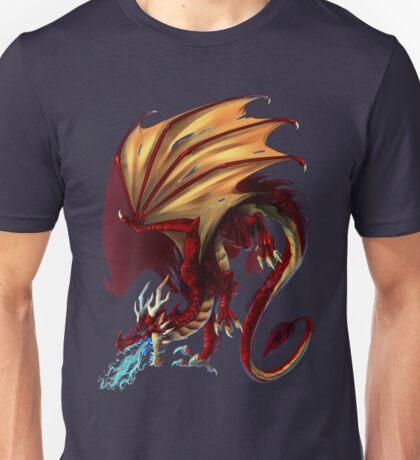 Raging Dragon Unisex T-Shirt