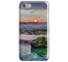 Hauula Gator pond iPhone Case/Skin