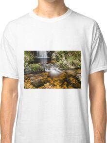 Glenevin Waterfall  Classic T-Shirt