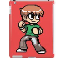 Scott Pilgrim 8-bit art iPad Case/Skin