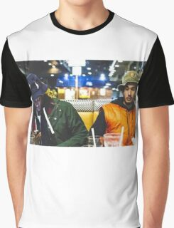 Da$H & RetcH Graphic T-Shirt