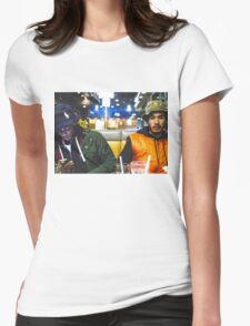 Da$H & RetcH Womens Fitted T-Shirt