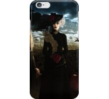 Casquette Brides the Arrival iPhone Case/Skin