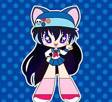 Kawaii Yuma Phone Case1 by AnimePlusYuma