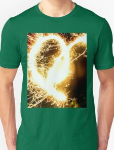Set Fire With a Little Spark Unisex T-Shirt