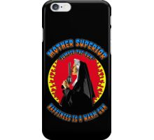 Mother Superior Colour iPhone Case/Skin